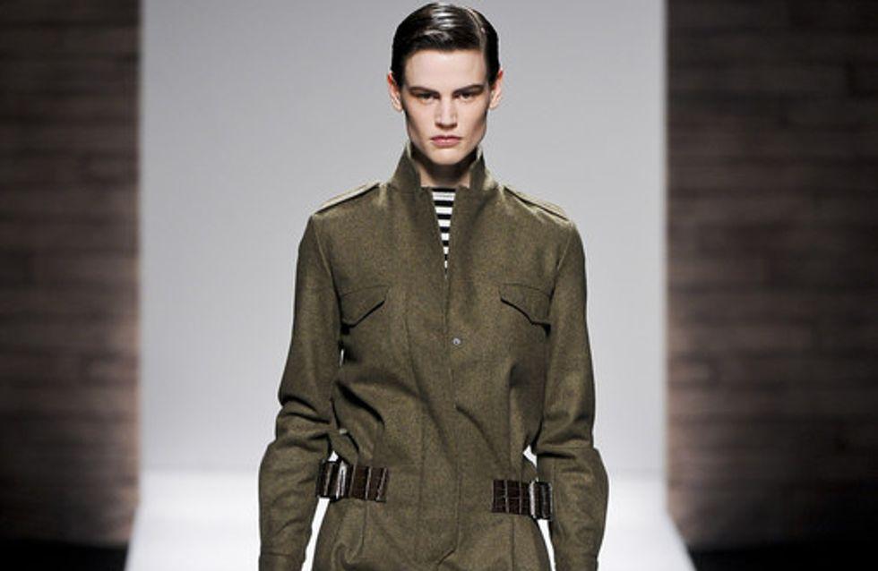 Max Mara - Milan Fashion Week Otoño Invierno 2012