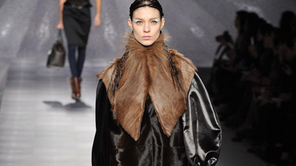 Fendi Milan Fashion Week autumn/winter 2012-2013