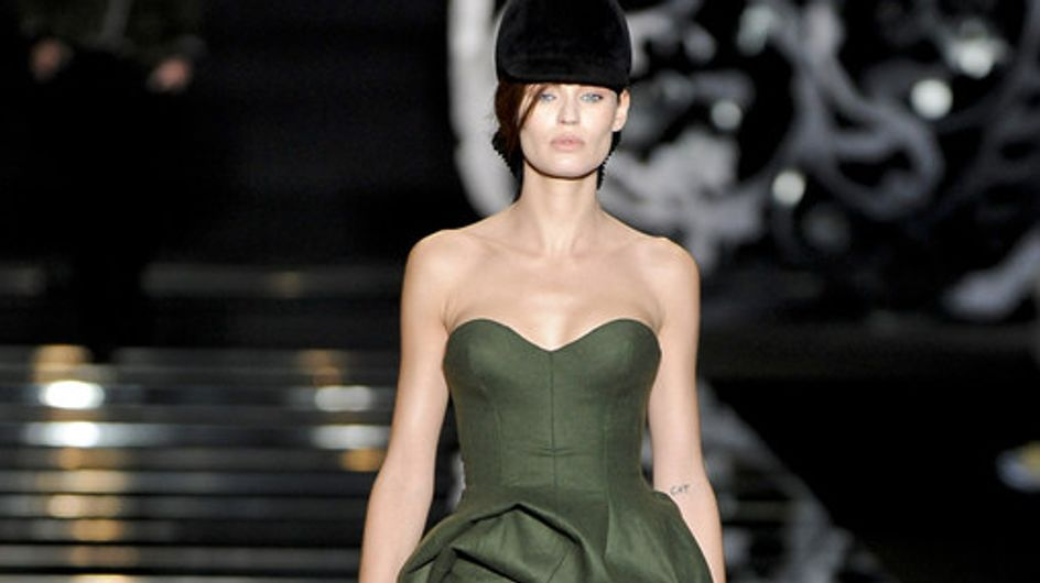 Emmano Scervino - Milan Fashion Week Otoño Invierno 2012