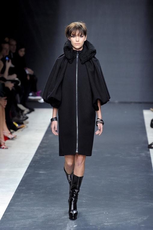 Sfilata Jo No Fui autunno inverno 2012-2013 - Milano Moda Donna