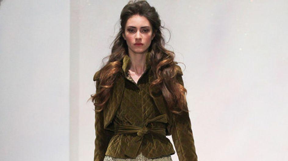 Luisa Beccaria Milan Fashion Week autumn/winter 2012-2013