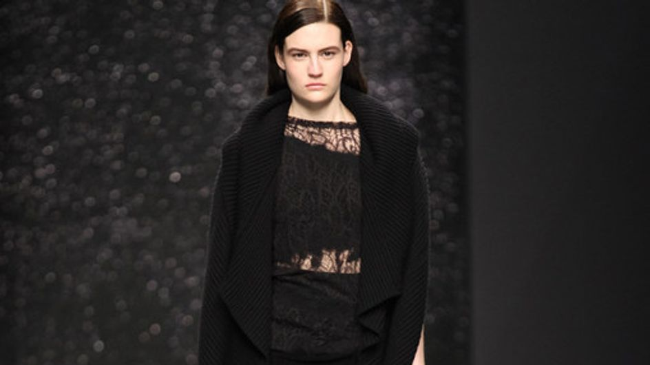 Anteprima Milan Fashion Week autumn/winter 2012-2013