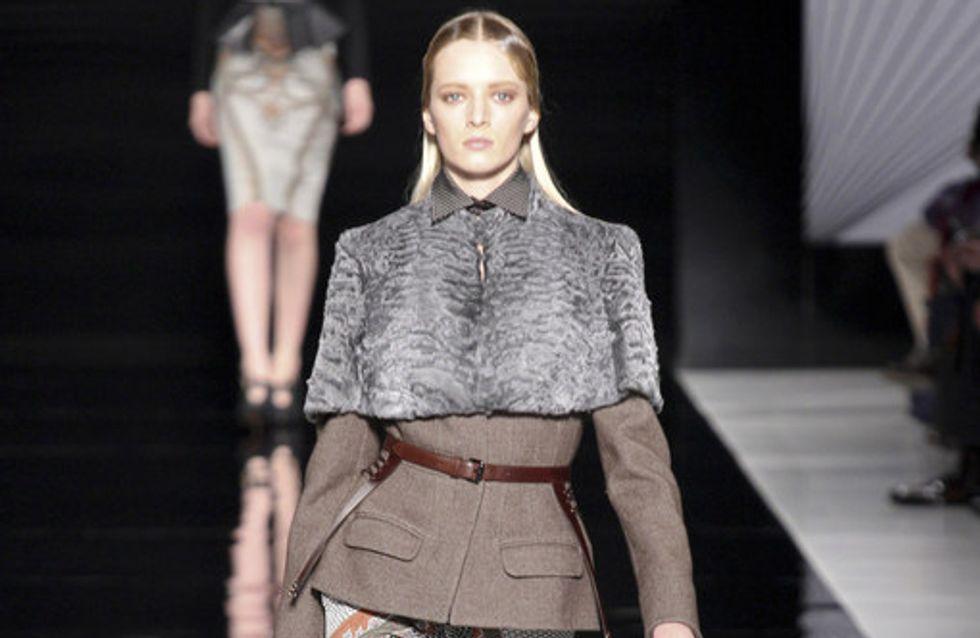 Etro - Milan Fashion Week Otoño Invierno 2012