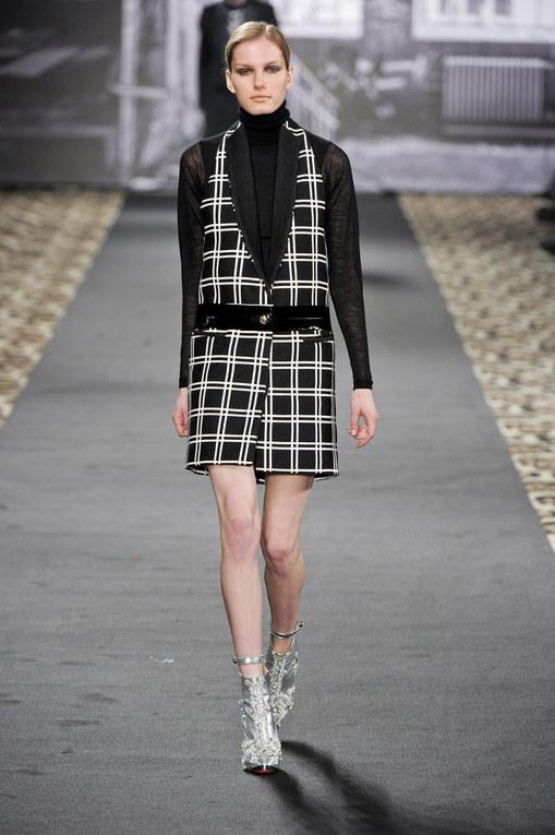 Sfilata Just Cavalli autunno inverno 2012-2013 - Milano Moda Donna