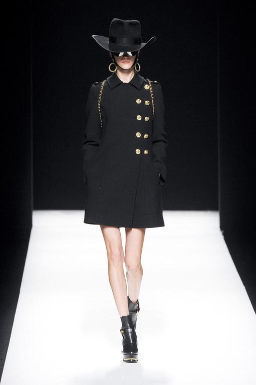 Sfilata Moschino autunno inverno 2012-2013 - Milano Moda Donna
