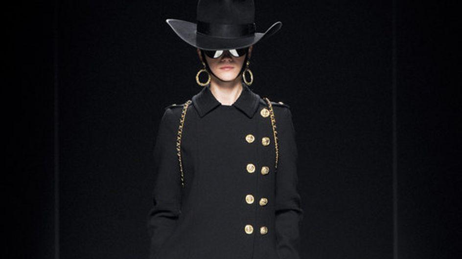 Moschino - Milan Fashion Week Otoño Invierno 2012