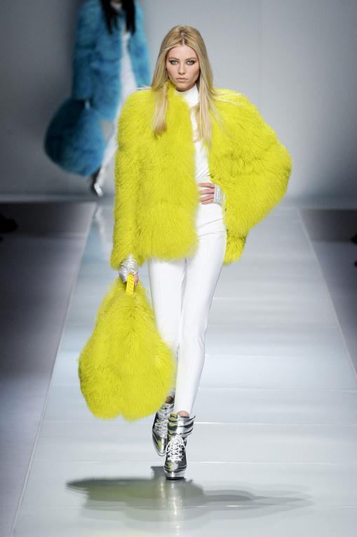 Sfilata Blumarine autunno inverno 2012-2013 - Milano Moda Donna