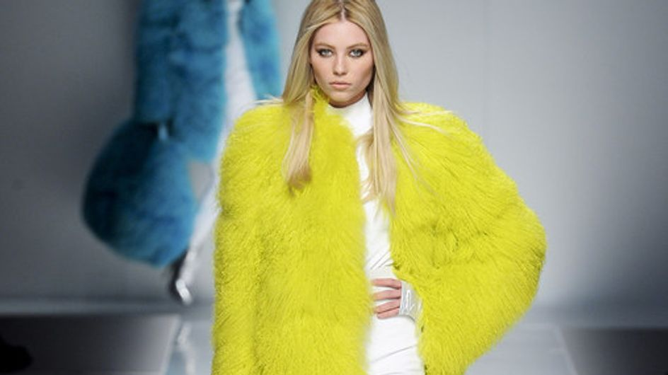 Blumarine Milan Fashion Week autumn/winter 2012-2013