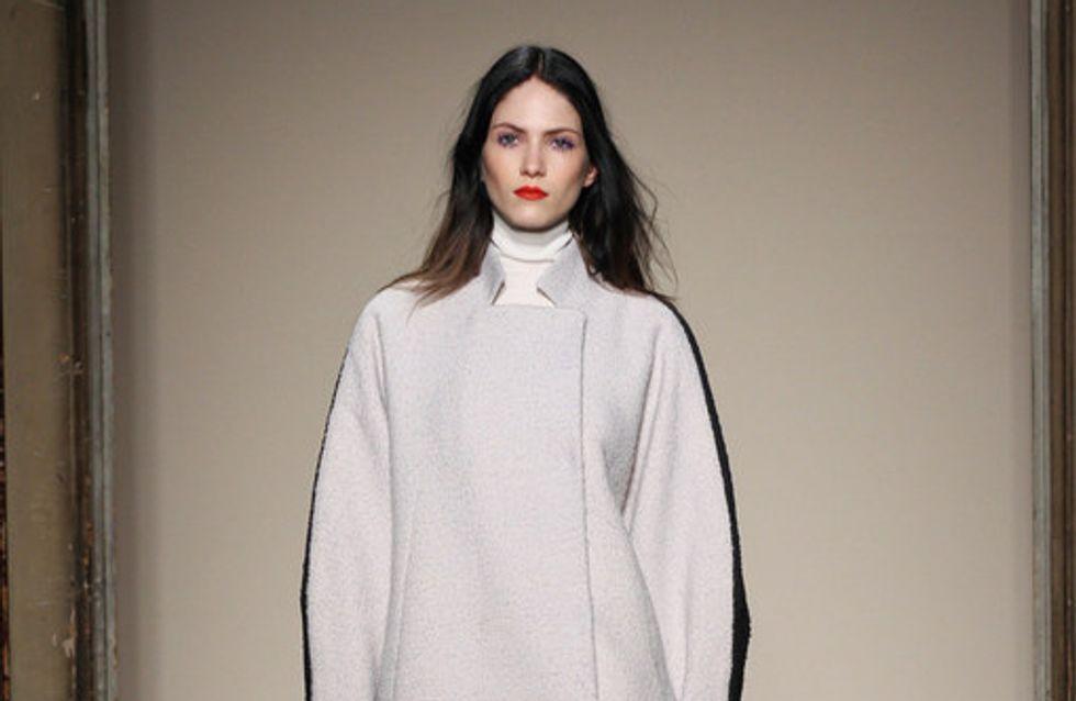 Gabriele Colandelo - Milan Fashion Week Otoño Invierno 2012
