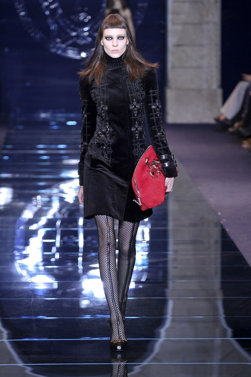 Sfilata Versace autunno inverno 2012-2013 - Milano Moda Donna