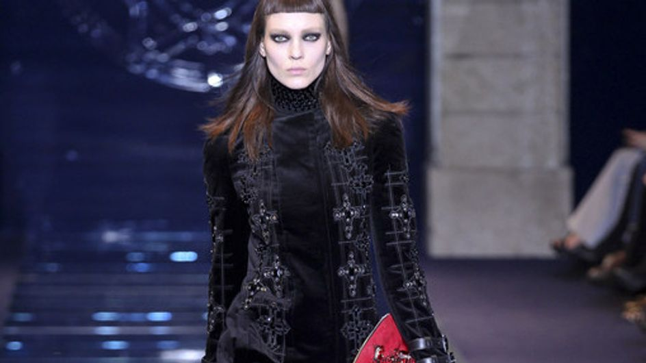 Sfilata Versace Milano a-i 2012-2013
