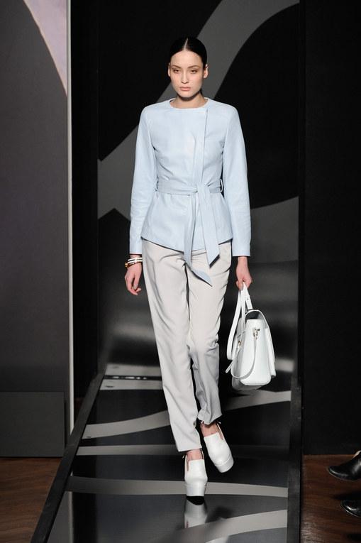 Sfilata Aigner autunno inverno 2012-2013 - Milano Moda Donna