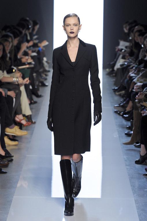 Sfilata Bottega Veneta autunno inverno 2012-2013 - Milano Moda Donna