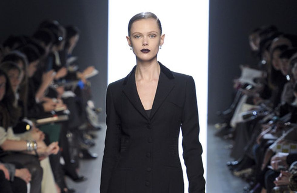 Bottega Veneta Milan Fashion Week autumn/winter 2012-2013
