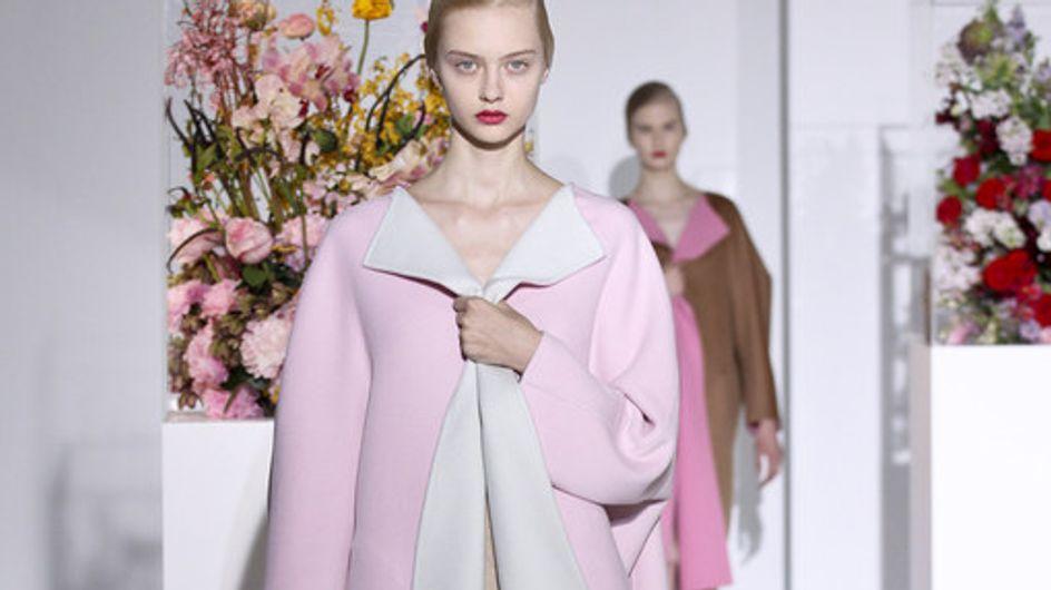 Jil Sander - Milan Fashion Week Otoño Invierno 2012