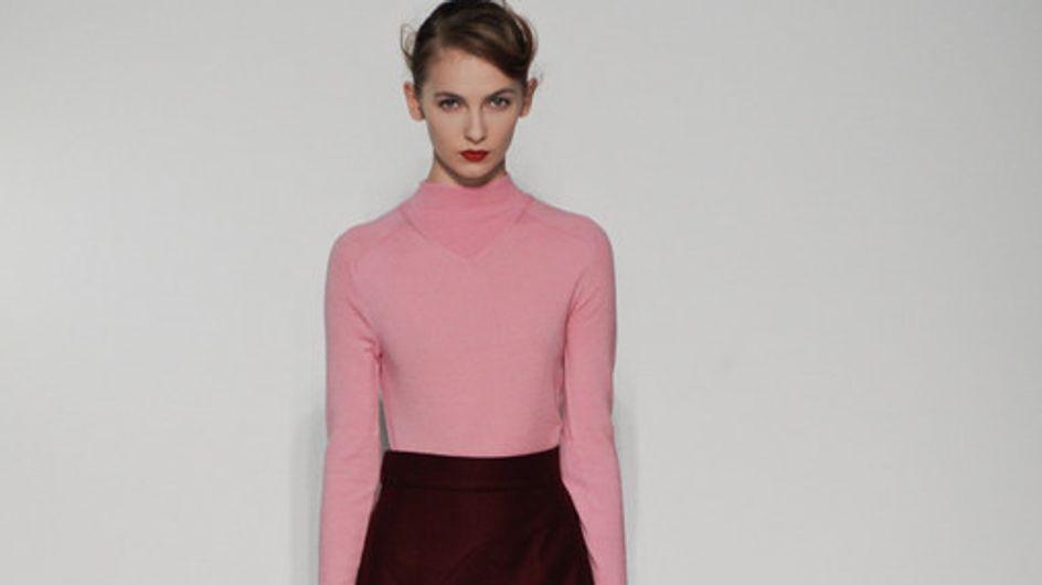 Mila Schon Milan Fashion Week autumn/winter 2012-2013