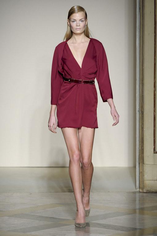 Sfilata Silvio Betterelli autunno inverno 2012-2013 - Milano Moda Donna
