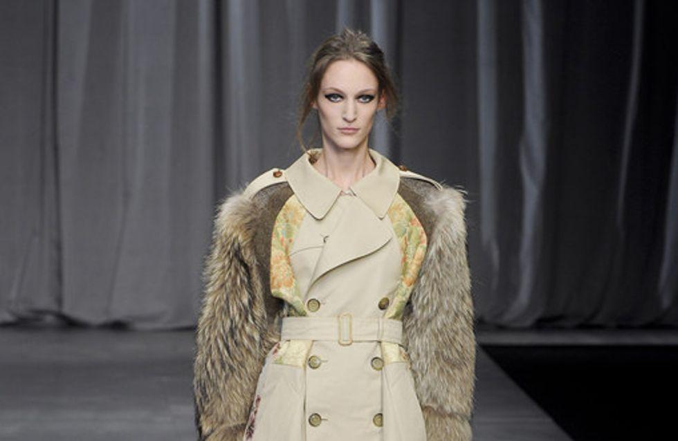 Antonio Marras - Milan Fashion Week Otoño Invierno 2012