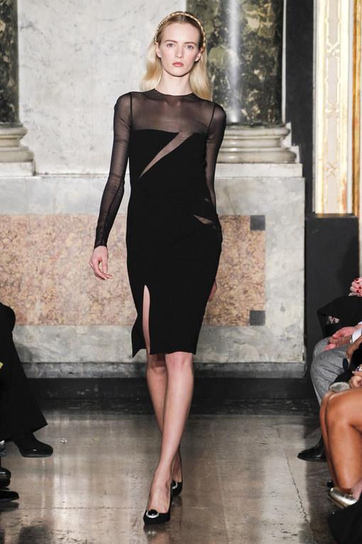 Défilé Pucci à Milan prêt-à-porter Automne-Hiver 2012-2013