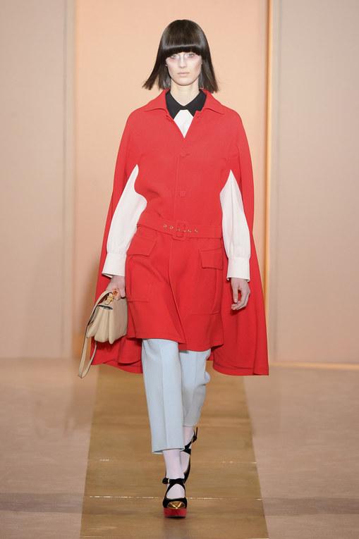 Sfilata Marni autunno inverno 2012-2013 - Milano Moda Donna