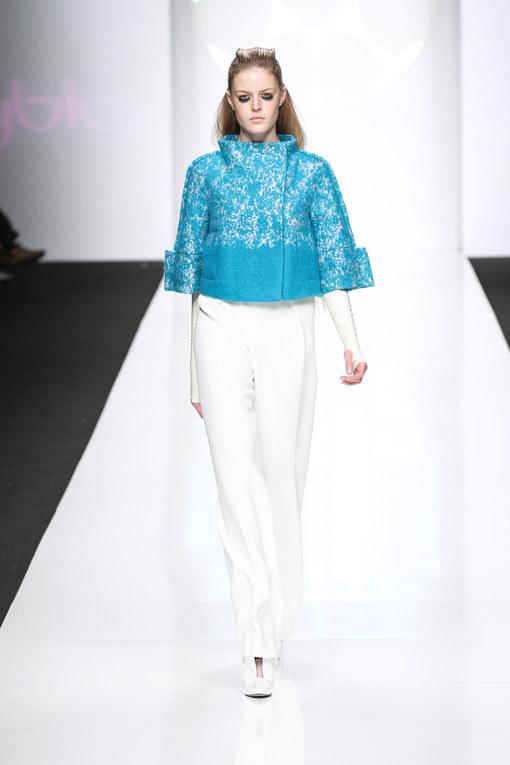Sfilata Byblos autunno inverno 2012-2013 - Milano Moda Donna