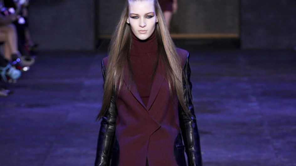 Versus Milan Fashion Week autumn/winter 2012-2013