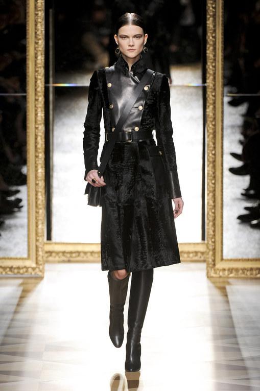 Sfilata Salvatore Ferragamo autunno inverno 2012-2013 - Milano Moda Donna