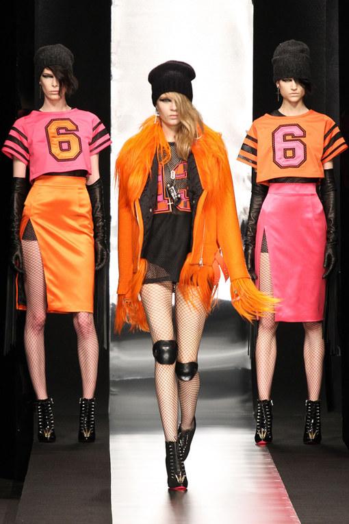 Sfilata Frankie Morello autunno inverno 2012-2013 - Milano Moda Donna