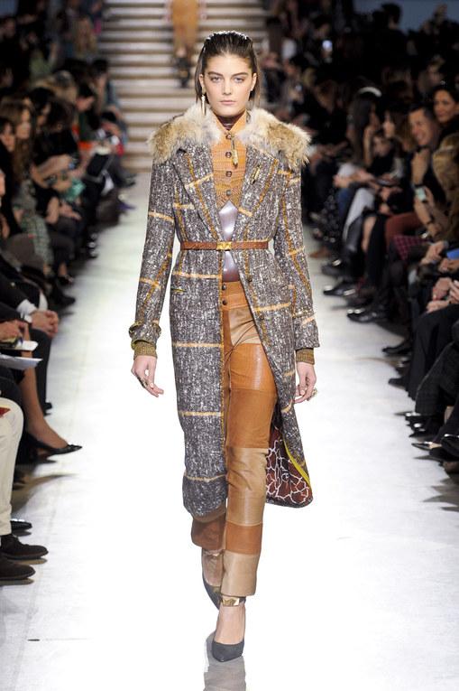 Sfilata Missoni autunno inverno 2012-2013 - Milano Moda Donna
