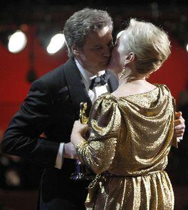 Oscar 2012:  le premiazioni, i presentatori e i baci sul palco
