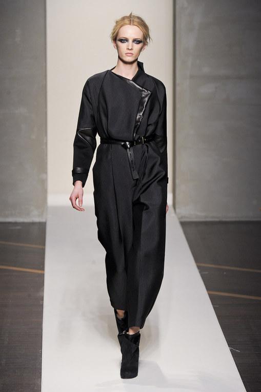 Sfilata Gianfranco Ferrè autunno inverno 2012-2013 - Milano Moda Donna