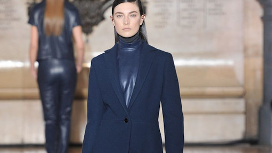 Cédric Charlier Paris Fashion Week autumn/winter 2012-2013