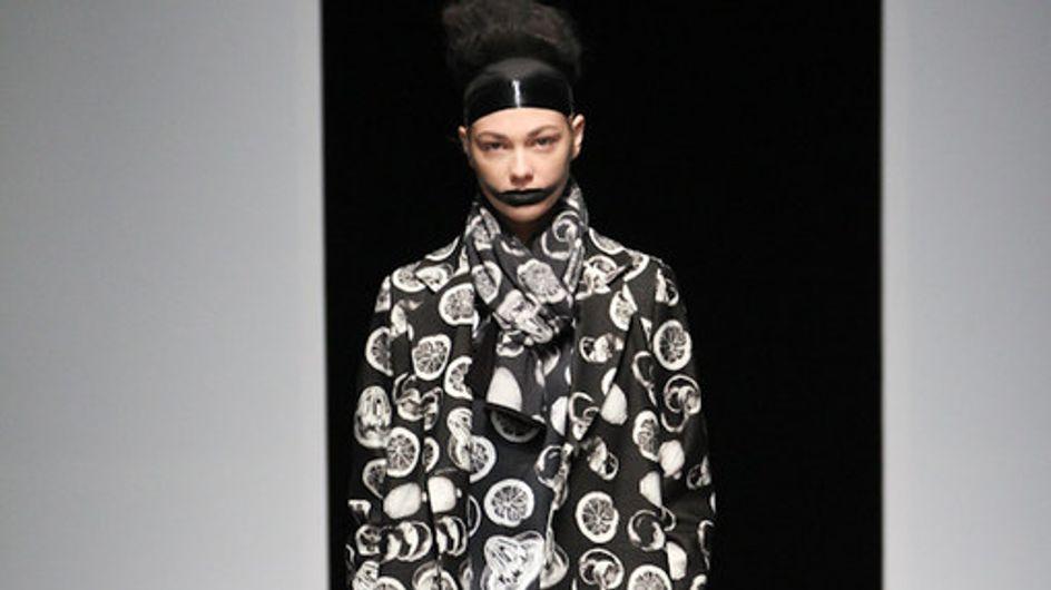 Devastée Paris Fashion Week autumn/winter 2012-2013
