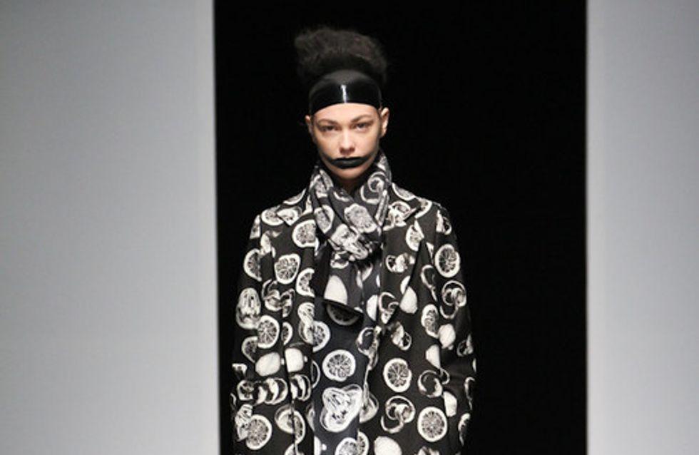 Devastée auf der Fashion Week Paris H/W 2012/2013