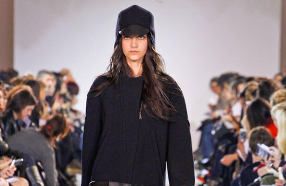 Felipe Oliveira Baptista - Paris Fashion Week Otoño Invierno 2012
