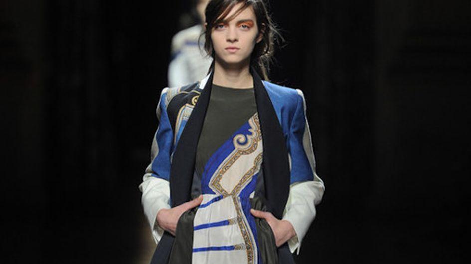Dries Van Noten Paris Fashion Week autumn/winter 2012-2013