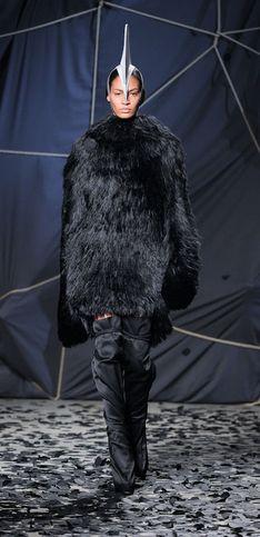 Gareth Pugh Parigi Fashion Week autunno/inverno 2012/2013