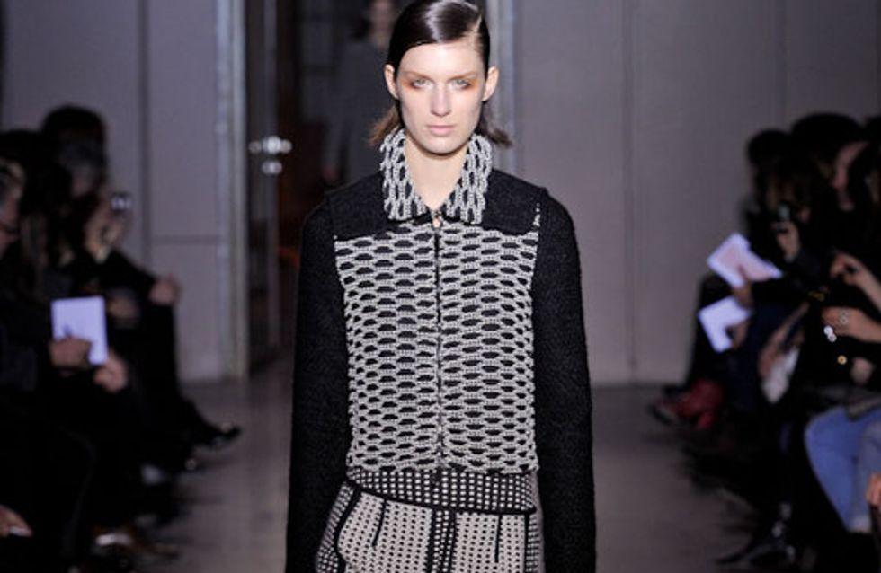 Rue du Mail auf der Fashion Week Paris 2012/2013