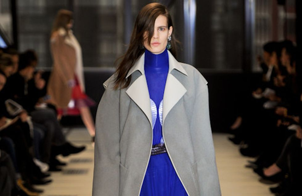 Total abgespaced! Mode von Balenciaga auf der Fashion Week Paris