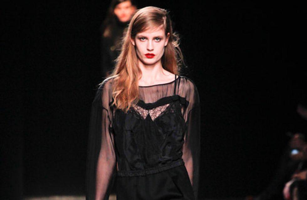 Nina Ricci Paris Fashion Week autumn/winter 2012-2013