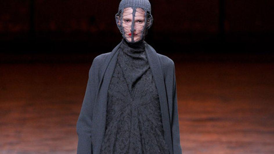 Rick Owens auf der Fashion Week Paris H/W 2012/2013