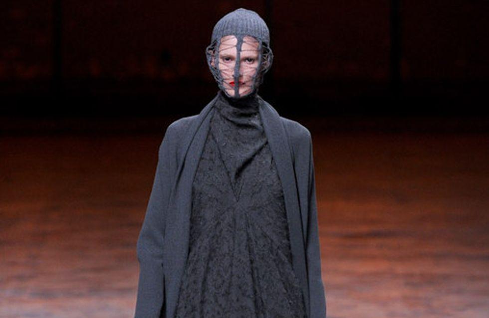 Rick Owens Paris Fashion Week autumn/winter 2012-2013