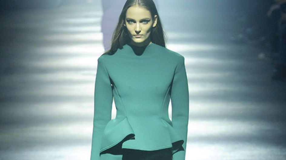 Lanvin Parigi Fashion Week autunno/inverno 2012/2013