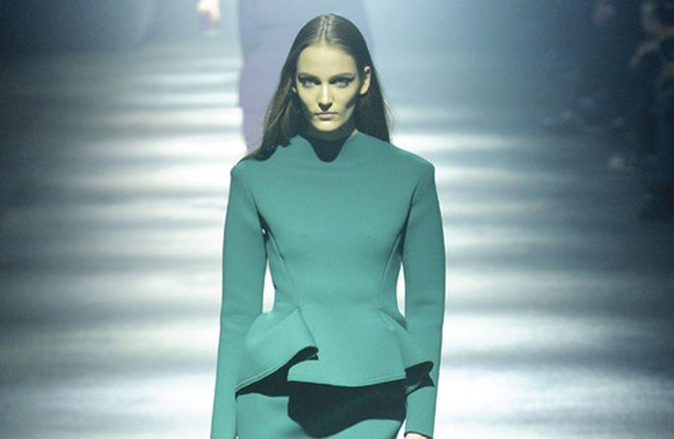 Lanvin Parigi Fashion Week autunno/inverno 2012/2013