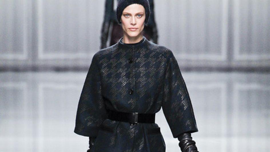 Christian Dior Parigi Fashion Week autunno/inverno 2012/2013