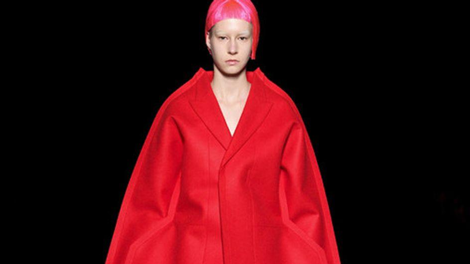 Comme des Garçons Parigi Fashion Week autunno/inverno 2012/2013