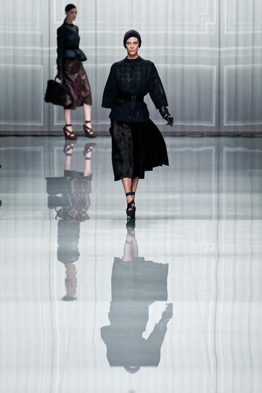 Défilé Christian Dior automne-hiver 2012-2013