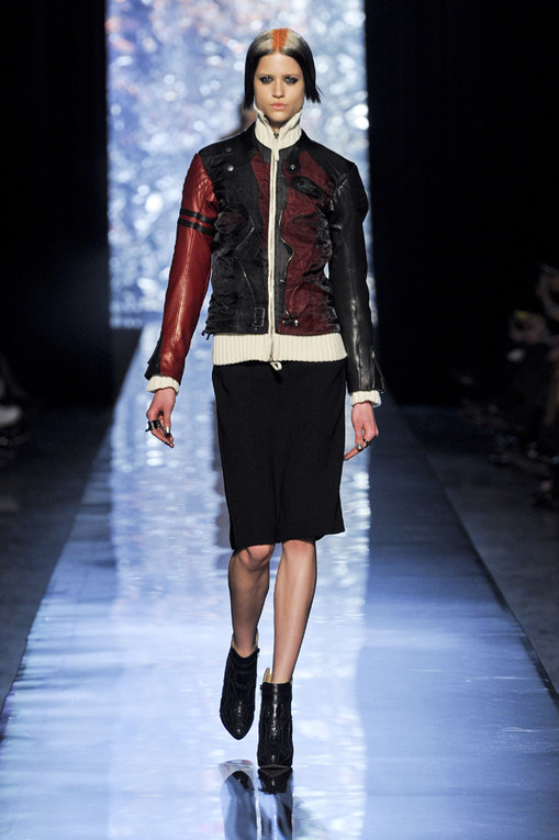 Jean Paul Gaultier Parigi Fashion Week autunno/inverno 2012/2013
