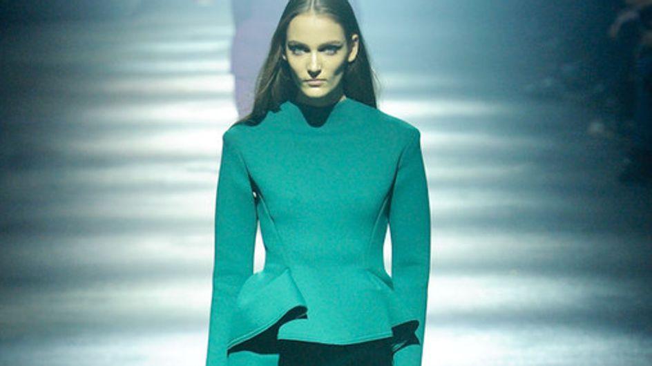 Lanvin auf der Fashion Week Paris H/W 2012/2013