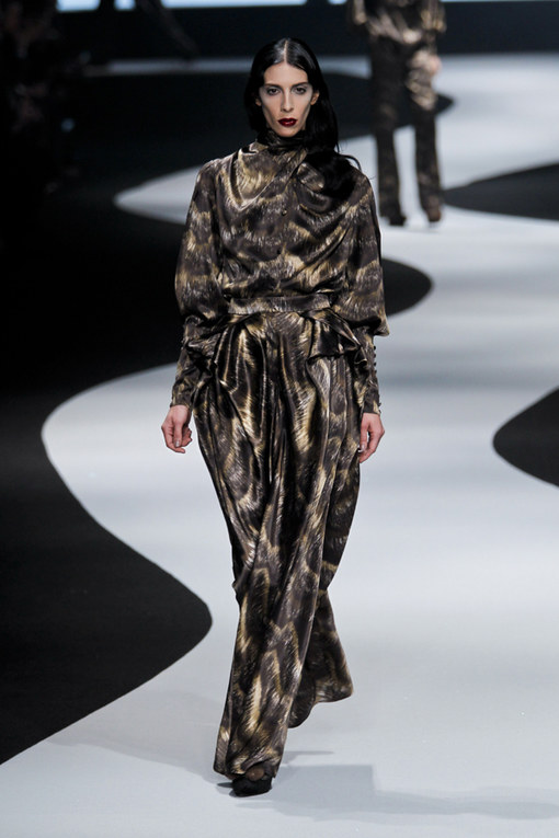 Viktor and Rolf Parigi Fashion Week autunno/inverno 2012/2013